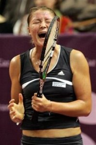 tennis leads to more outbursts than trips to the dentist